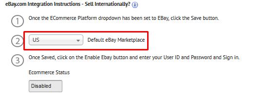 Ebay Sales Channel Integration Setup Ecomdash Support